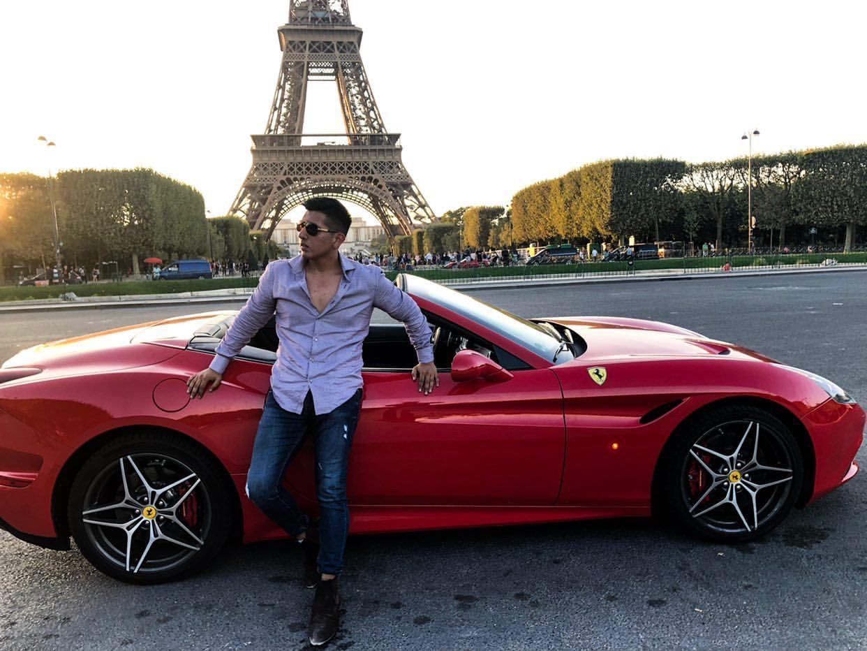 Erick Goni Is A 22 Year Old Millionaire Who Did Not Let His Family And Friends Stop Him From Achieving His Dreams